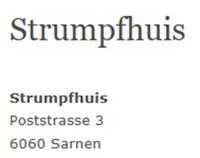 Strumpfhuis